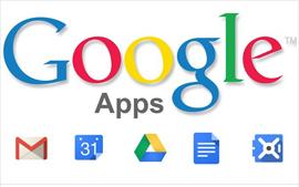 Báo giá mail google apps